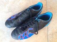 Rugby boots size 9