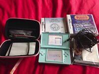 Nintendo DS Brain training starter pack - LIGHT GREEN