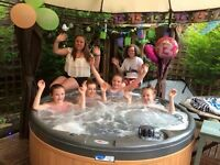 Hot tub hire Hull luxury hot tub hire Beverley and East Yorkshire