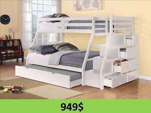 TODAY'S DEAL BUNK BEDS FROM 299$