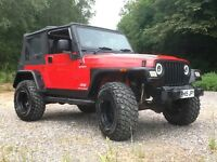 "New Price - Jeep Wrangler 4.0 Sport .... Lifted, 33"" M/Ts"