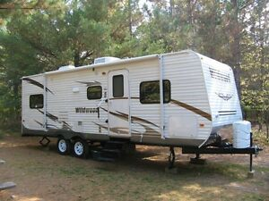 2012 wildwood 26tbss travel trailer