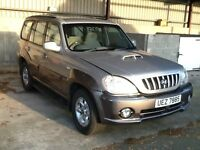 2004 Hyundai Terracan 2.9 CDX CRTD