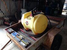 Hardi 100lt spray unit with trailer Rokewood Golden Plains Preview