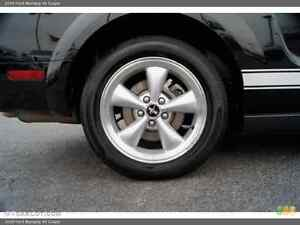 17 inch mustang tires and rims