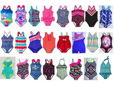 Circo Girls One piece Swimsuit Swim wear Bathing - Swim Suit Girls