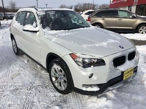 2013 BMW X1 premium package leather like new