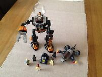 Lego Agents 2.0