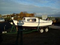 Mayland fishing boat