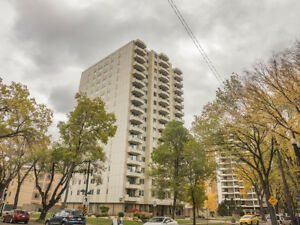 Great bachelor apartments in Oliver downtown Edmonton Call Today