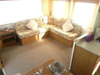 CHEAP STATIC CARAVAN , SITED ON LOVELY SEA SIDE PARK , NORTH EAST , HARTLEPOOL , SEA VIEW PITCH
