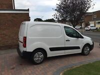 2011 Peugeot Partner 1.6 Diesel VAN fully loaded
