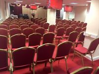 CHURCH HALL FOR HIRE (NORTH LONDON) GREAT RATES!!!