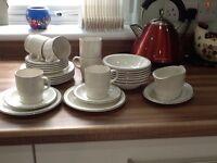 Poole pottery teaset