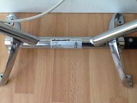 Heated Towel Rail.