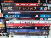 DVD,s total of 48