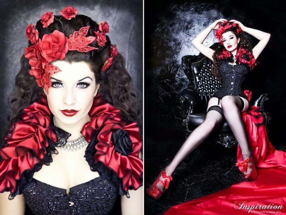 Gothic Diva Designs Couture