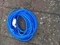 Water filler hose