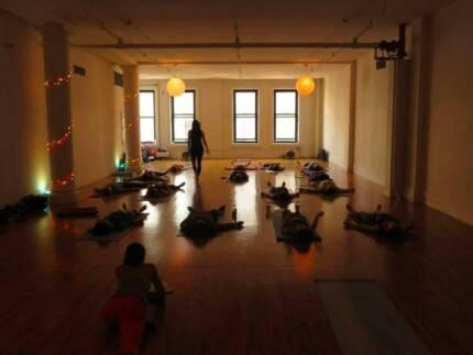 Private Yoga Training