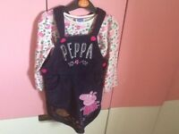 Peppa Pig 2-piece outfit