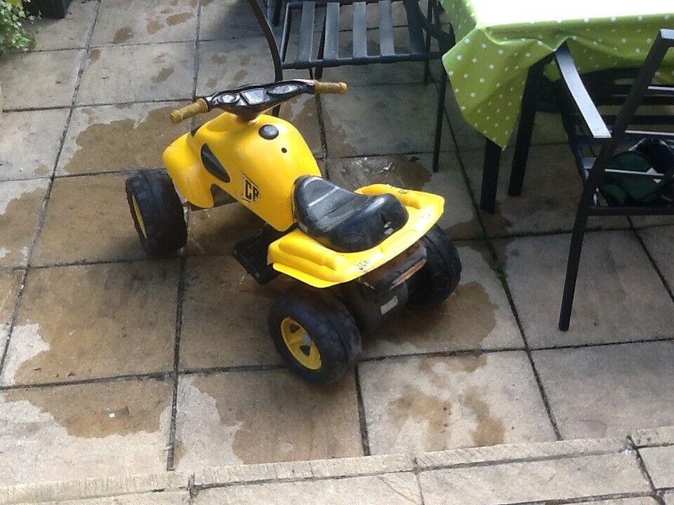 KJB tractor for child