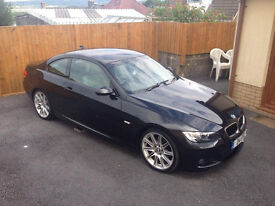 "BMW 320i M Sport, 08 plate, 19"" alloys, 80k miles, EXCELLENT Condition, Bought from BMW main dealer"