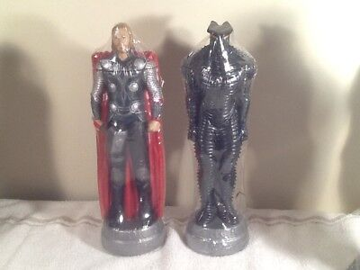 Marvel Avengers Thor Slurpee Cup  7 Eleven 7 11 Set Of 2