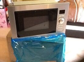 New Large 900 Watt Combination Microwave
