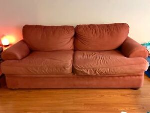 FREE COUCH AND CHAIR AND A HALF