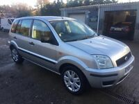 ** NEWTON CARS ** 04 FORD FUSION 2 1.4 16V, 5 DOOR, GOOD COND, S/H, MOT MAR 2017, P/EX POSS, CALL US