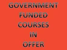 GOVERNMENT FUNDED COURSES FOR AU CITIZEN & PR AND NZ CITIZEN Melbourne CBD Melbourne City Preview