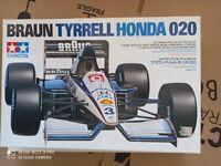 Tamiya Braun Tyrrell Honda 020