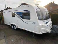 Bailey Pegaus GT65- Bologna 2013/14 Touring Caravan for SALE