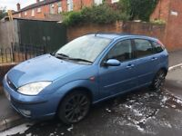 2002 ford focus ghia 1.6 16v £350 tonight only