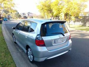 2008 HONDA JAZZ VTI-S  - AUTO  - 6 MONTHS REGO  - LOGBOOKS Glenwood Blacktown Area Preview