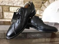BRAND NEW 100% GENUINE LEATHER , HAND MADE. SAMUEL WINDSOR SHOE.. RRP 99£. SELLING FOR 70£.