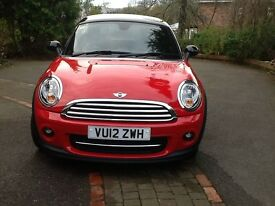 Mini Cooper Coupe 1.6 Petrol