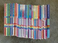 Rainbow magic fairy books 32 books in bundle all used some numbered on spine