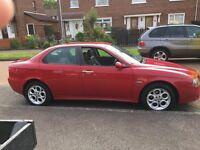 2004 Alfa Romeo 156 1.6 Twin/Spark