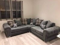 🔴🔵 BEAUTIFUL DESIGN 🚩🚩 VERONA SOFA, CORNER AND 3+2 ONLY 575GBP 🔥🔥 DELIVERY AVAILABLE