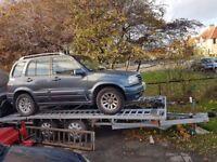 Car trailer