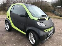 Smart Fortwo Pure 0.7, Auto, Low miles, Leather, MOT March 2019