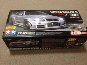 RC Hobby Car Tamiya Nissan Gtr 1/10 Mackay Mackay City Preview