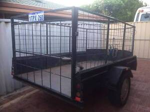 Cage Trailer 9 x 5 Parkwood Canning Area Preview