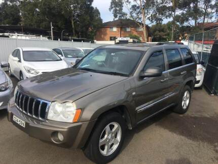 2005 Jeep Grand Cherokee SUV 4*4 LOW KMS