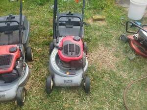 Victa 4 stroke lawn mower ALLOY FRAME Liverpool Liverpool Area Preview