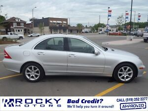 2007 Mercedes-Benz C-Class C280 Luxury 4MATIC Windsor Region Ontario image 7