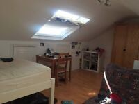 Short Holiday Let in a large double room in Finsbury Park, Zone 2 Leafy North London Suburb