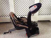 Weeride baby/ toddler deluxe bike seat