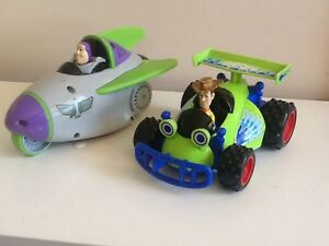 Toy Story racers - buzz and woody Wattle Grove Liverpool Area Preview